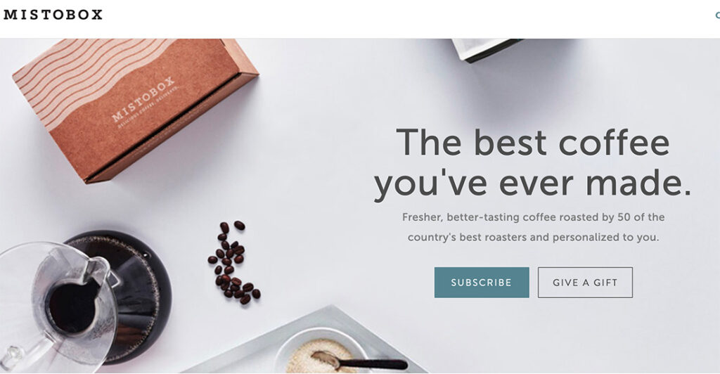 shopify recurring orders misto coffee